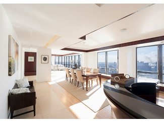 Massive Corner Penthouse With Incredible  River Views at The Promenade!