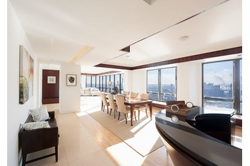 Corner Penthouse Duplex Masterpeice at The Promenade!